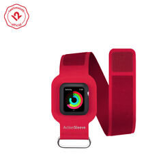 Twelve South ActionSleeve for Apple Watch | Armband for 42mm Apple Watch (red)