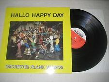 Orchester Frank Valdor - Hallo Happy day     Vinyl  LP  signiert