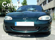 MAZDA MX-5 NB MKII FRONT GRILLE 1998-2002 UP TO FACELIFT MESH GRILL MX5 MIATA