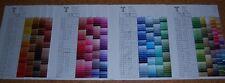 Stickgarn Sticktwist Spaltgarn   Anchor 100 % Baumwolle Farbe 370 - 874 1 Strang