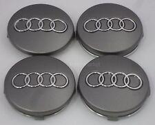 4 Audi S4 2005-2010 | Audi S5 2008-2012 | Audi RS6 2003-2004 Center Caps Hubcap