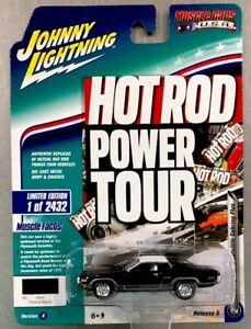 JOHNNY LIGHTNING 1972 PLYMOUTH SATELLITE SEBRING PLUS HOT ROD POWER TOUR.