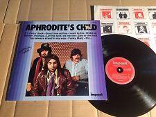 APHRODITE'S CHILD - SAME - LP - IMPACT 6886 650 - FRANCE