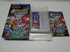 Choumakaimura Ghosts'n Goblins Nintendo Super Famicom Japan
