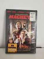 Robert Rodriguez's Machete DVD 2011 Danny Trejo Robert De Niro  Rated R