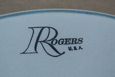 "LATE 1960's Rogers 16"" DRUM HEAD for YOUR FLOOR TOM and DRUM SET! LOT #B258"