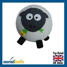 Sheep Lamb Car Aerial Ball Antenna Topper or Dashboard Wobbler - BEST SELLER!