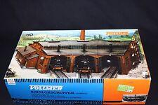 W308 VOLLMER Train Ho Maquette 5754 Remise loco rotonde 3 Elmt Ringlokschuppen