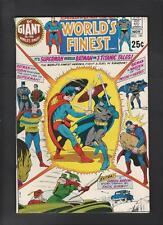 World's Finest 197 Fn+ 6.5 80 Page Giant Superman Batman Hi-Res Scans