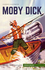 Classics Illustrated Hardback Moby Dick (Herman Melville) (Brand New)