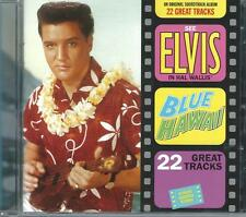 ELVIS - Blue Hawaii - Remastered CD - 7 Bonus Tracks - Like New - Calendar Bonus