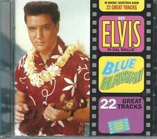 ELVIS - Blue Hawaii - Remastered CD - 7 Bonus Tracks - Like New - Calendar Bonus