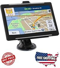 Best Car Gps Navigation 7 Inch With Maps Spoken Direction 8GB Touch Screen