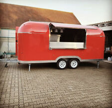 Airstream Mobile Catering Food Trailer Suitable for Burger, Coffee, Pizza