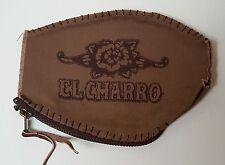 """""""EL CHARRO"""" CUSTODIA IN STOFFA FIBBIA OVALE LA MITICA CINTURA ANNI 80 (PANINARO)"""