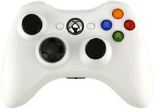 Xbox 360 Custom Wireless Controller (White) (Refurbished)