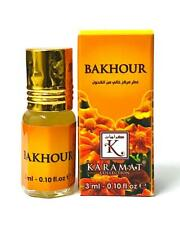 Bakhour 3ml Perfume Oil by Karamat Collection Floral Fruity Amber Musk Vanilla