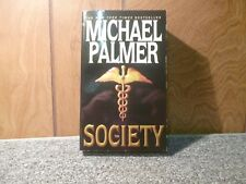 Michael Palmer The Society (Paper Back)