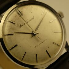 VINTAGE SEIKO LAUREL DIASHOCK 11 JEWELS HAND-WINDING WATCH  MEN'S 1950s