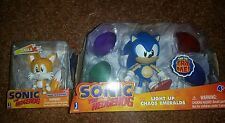 Sonic and Tails Actions Figures Jazwares Rare New