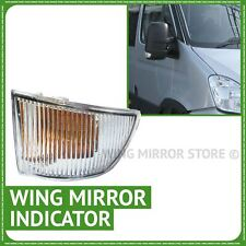 Right Driver side wing door mirror lamp indicator for Iveco Daily 2006-2011