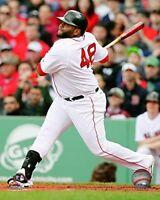 "Pablo Sandoval Boston Red Sox MLB Action Photo (8"" x 10"")"