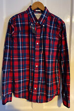 BRAND NEW  Men's Abercrombie and Fitch Check Shirt Size Small S