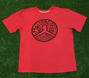 Jordan Brand T Shirt Sz Mens Medium Jumpman Nike Air Bred