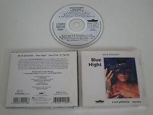 Blue Knights/Blue Night ( Ic 720.158) CD Álbum