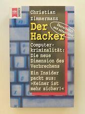 Chrsitian Zimmermann Der Hacker Computerkriminalität Heyne Verlag Buch