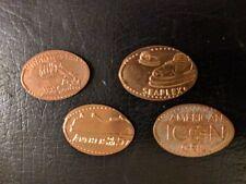4 Royal Caribbean Cruise Anthem Seas Pressed Elongated Penny Pennies