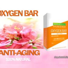 NaturaCentials Oxygen Bar | Antiaging | Smoothening | Whitening | Soap