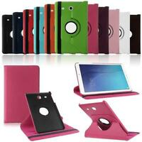Hot 360 Rotating Leather Case Cover Stand For Samsung Galaxy Tab E T560 9.6 inch