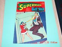 Superman Comicheft, Nr. 15 , von 1973, alt, selten !