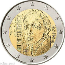 2013 150th Anniversary of Parliament of 1863 UNC Finland  Финляндия 芬兰  2 Euro