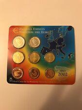 Coffret BU Espagne 2002 Neuf