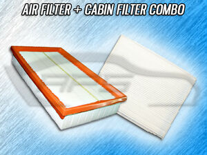 AIR FILTER CABIN FILTER COMBO FOR 2010 2011 MERCURY MILAN 2.5L ONLY