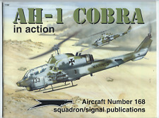 Ah-1 Cobra in Action Helicopters Aircraft Number 168 Wayne Mutza 1998 Paperback