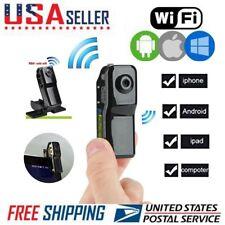 MD81 Super Mini Digital Camera WiFi Wireless Car Video Recorder Hidden IP Camera