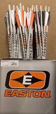 "Easton Bowfire Crossbow Bolts Arrows 6 pack 20"" Moon Nocks & Aluminum Inserts *"