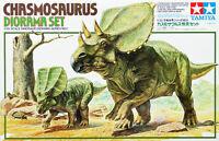 Tamiya 60101 Chasmosaurus Diorama Set 1/35 scale kit