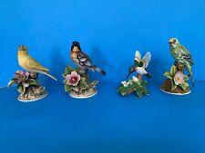 Andrea by Sadek Bird Figurines Lot. 3 Andrea, 1 unknown
