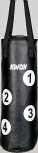 Kwon Kinder Boxsack Punch Points. 70cm x 25cm, Boxen, Kickboxen, Muay Thai usw.