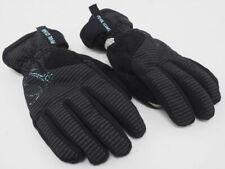 Pearl Izumi Women's Snow Sport Gloves Size Medium (Black/Gray)
