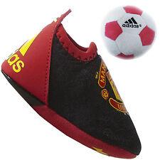 Adidas Manchester United Mufc Niño Bebé cuna zapato Fútbol paquete EU 17