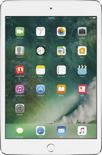 Open-Box Certified: Apple - iPad mini 4 Wi-Fi 128GB - Silver