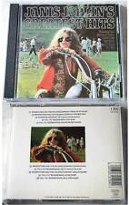 Janis Joplin Greatest Hits... 1993 CBS CD top