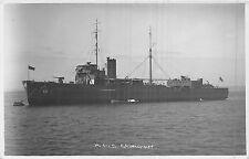 CARTOLINA NAVI HMS GUARDIAN