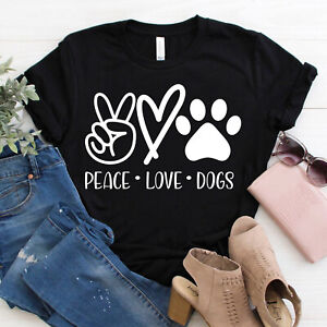 Dog Lover Shirts Gifts for Pet Owners Funny Dog Tshirt Dog Mum Dad Gifts 2021 UK