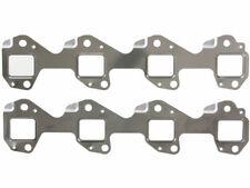 For Chevrolet Silverado 2500 HD Exhaust Manifold Gasket Set Felpro 28467BX
